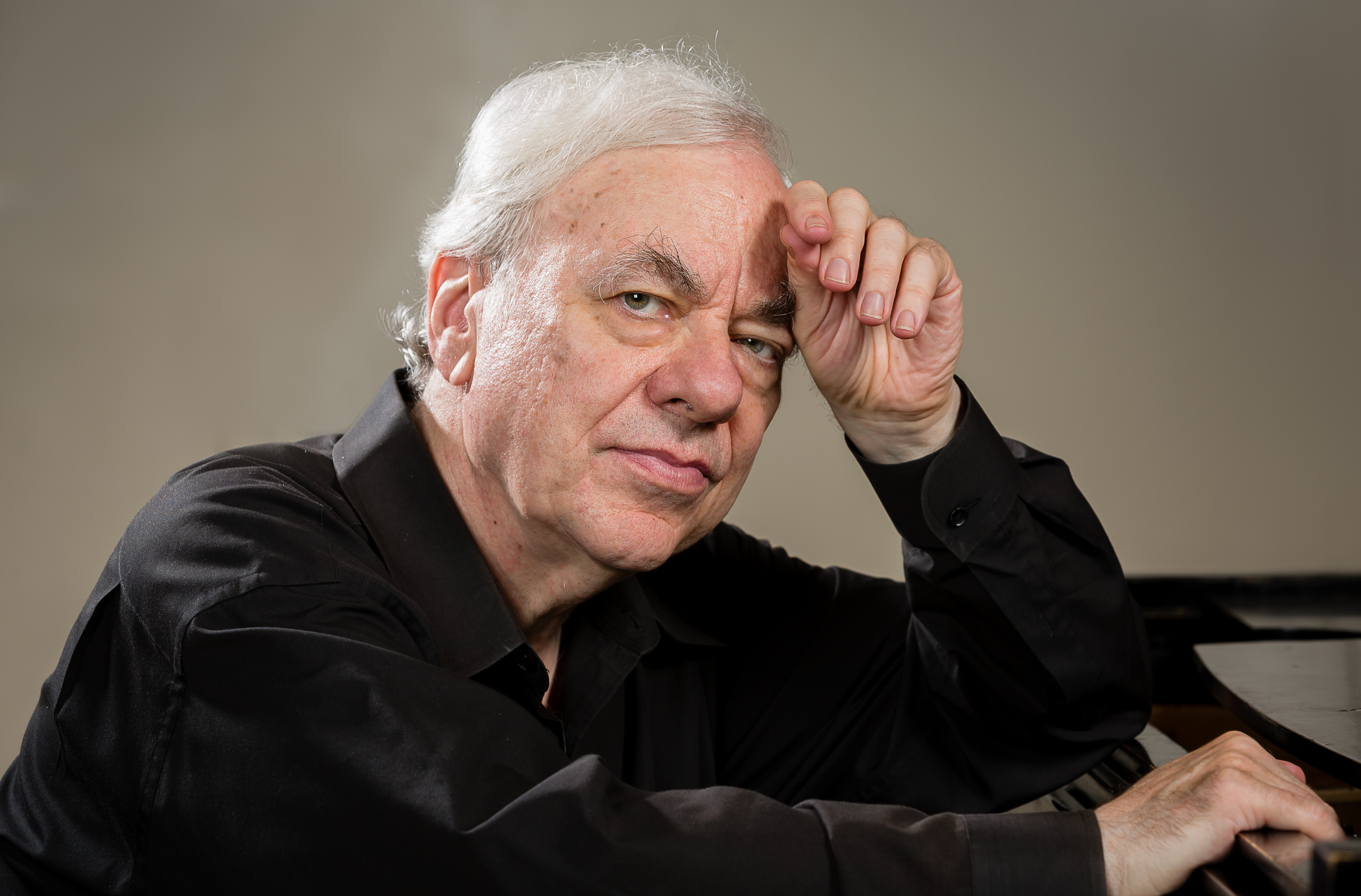 Richard Goode foto: Steve Riskind